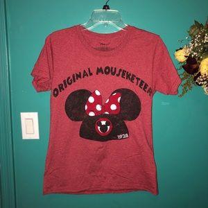 Disney 'Original Mouseketeer' Shirt